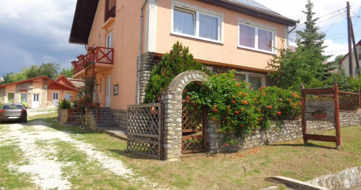 bed and breakfast holiday in Aggtelek