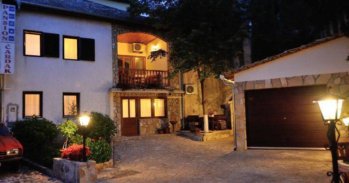 cheap bed and breakfast in Mostar