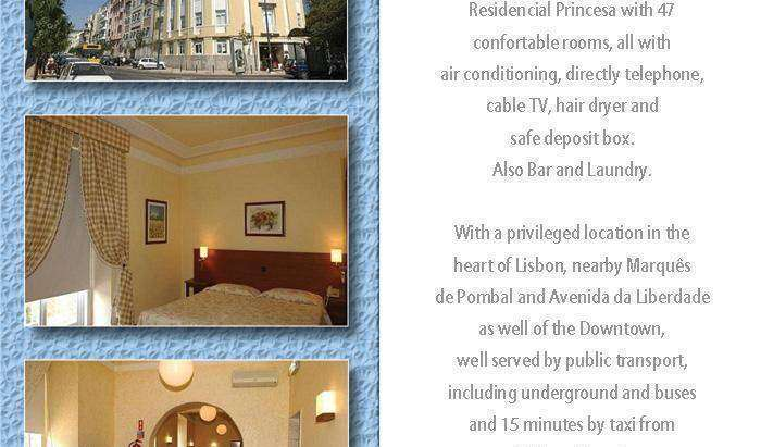 Reserve low rates for bed and breakfasts in Lisbon