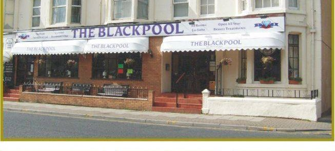 The Blackpool Hotel, Blackpool, England